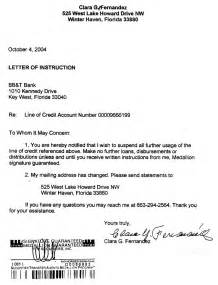 Signature Guarantee Sle Letter Clara G Fernandez Clara S Medallion Signature Guarantee Request Wtih Bb T Bank On October 4 2004