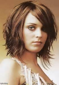 to medium haircuts medium haircuts with bangs 2016
