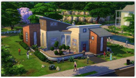 la casa 4 sims 4 dise 241 os planos de casas