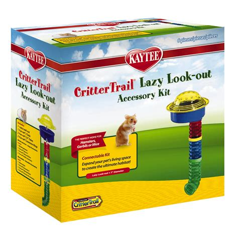 Product Find Take Out Kit by Crittertrail Lazy Look Out Accessory Kit Hamster