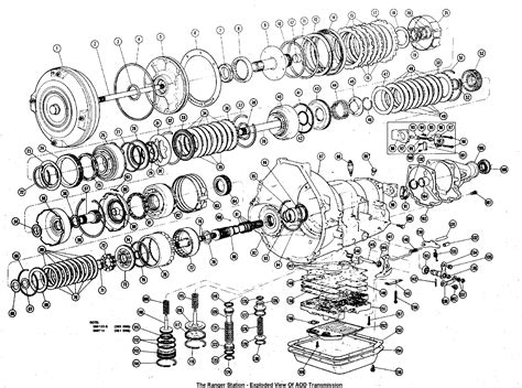 transmission parts diagram ford ranger automatic transmission identification