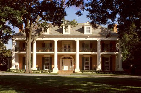 greek style house mississippi valley plantation house in greek revival style