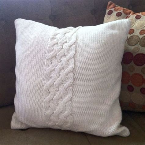 cable knit pillow cable knit pillow coixins