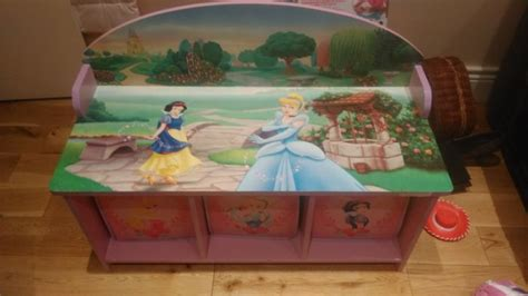 princess storage bench disney princess storage bench for sale in athy kildare from nmc34