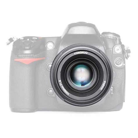 Lensa Yongnuo 50mm F1 8 Nikon yongnuo lensa nikon 50mm f1 8 harga dan spesifikasi