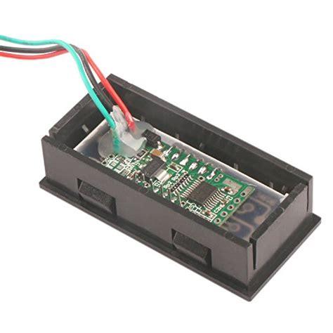 Rpm Led Motor drok 0 56 quot digital motor led tachometer rpm speed measure