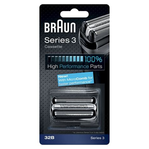 Braun Hair Dryer Spare Parts braun replacement parts for shaver model 10b 11b 20s 30b