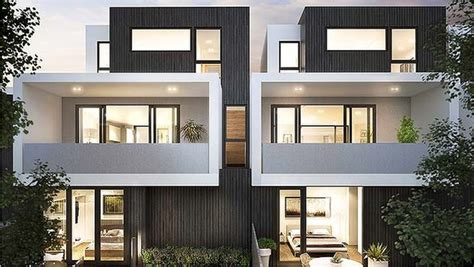 Australian Home Floor Plans by Dual Occupancy House Designs Melbourne House Design Ideas