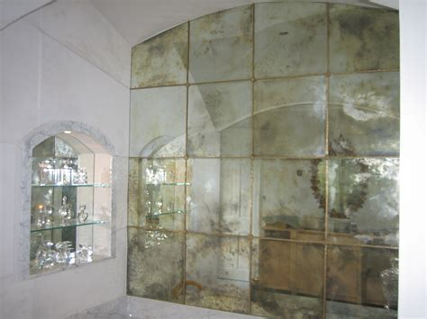 Peel And Stick Mirror Tiles ? New Home Design : Square