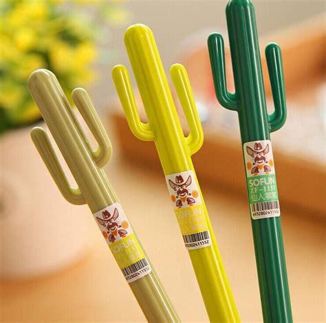 Cactus Pen 0 38mm popular cactus pen buy cheap cactus pen lots from china