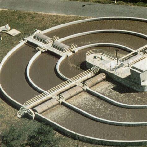 vasca di ossidazione depurazione acque delle stazioni di servizio