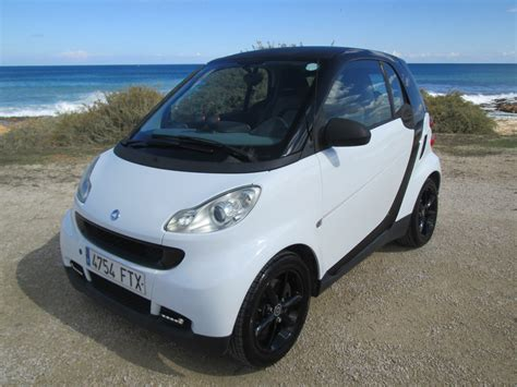 smart car automatic for sale smart fortwo coup 233 automatic for sale in javea costa