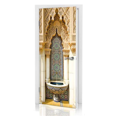 porte fontaine stickers de porte fontaine marocaine
