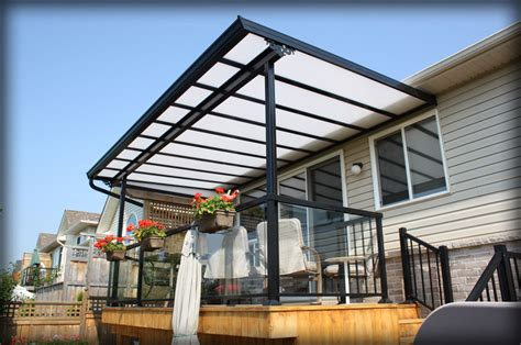 Exterior Awnings And Canopies by Residential Deck Awnings Residential Patio Canopies