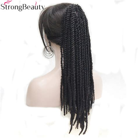 Clip On Braided Pony Tails For Afro American Woman | online get cheap african american ponytails aliexpress