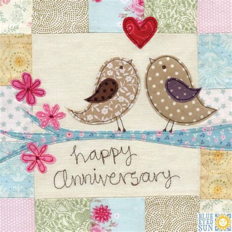 Wedding Anniversary Card by Anniversary Cards Collection Karenza Paperie