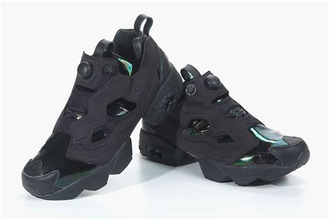 Home Design Lookbook by Sandro X Reebok Pump Fury Collection Visual Magazine