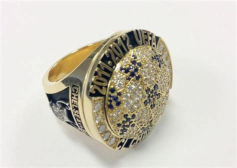 I Ring Chelsea didier drogba buys tacky rings for chelsea team mates as