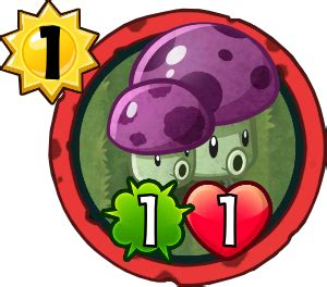 pvz heroes card template image shroom for twoh png plants vs zombies wiki