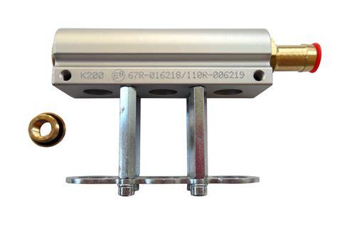 Stelan Hana rail halter metall 3 zyl f 252 r hana injektoren