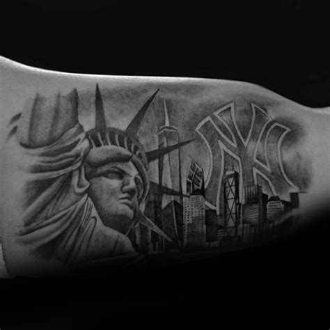 new york city tattoo designs 60 new york skyline designs for big apple ink