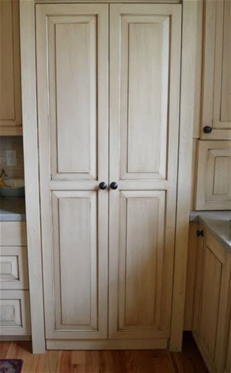 Kitchen Pantry With Doors by Kitchen Pantry Doors Home