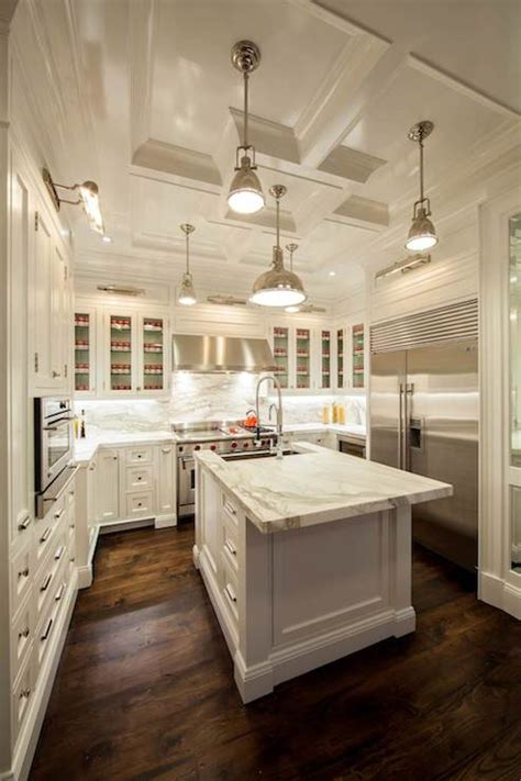 Countertop Overhang   Transitional   kitchen   The