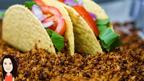 Light Walnut By Minimarket Vegan vegan ground beef recipe use for taco bolognese