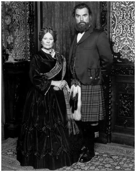 Queen Victoria And Mr Brown Film | dame judi dench and billy connolly in 1997 film mrs brown