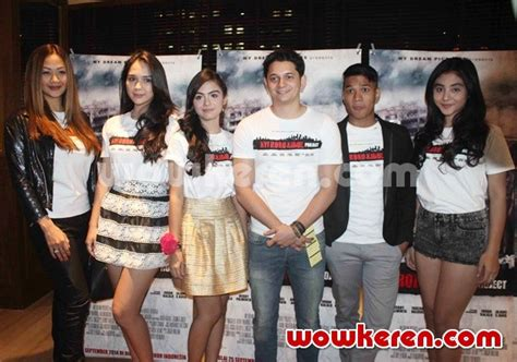 Video Film Nyi Roro Kidul Project | foto gala premier film nyi roro kidul project foto 1