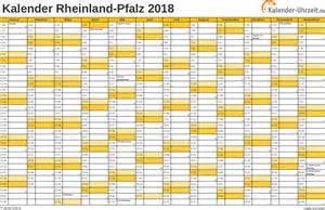 Kalender 2018 Ferien Und Feiertage Feiertage 2018 Rheinland Pfalz Kalender