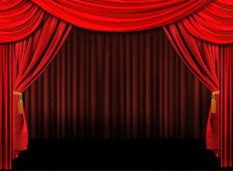 red theater curtains fernhurst films