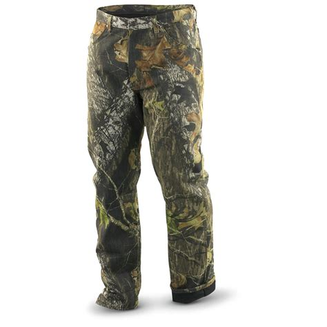 wrangler 174 realtree 174 ap camo thinsulate insulation jeans