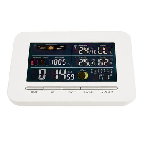 wireless professional weather station indoor outdoor