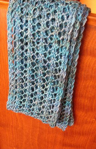 pattern for lace yarn this pattern makes a beautiful reversible lace scarf that