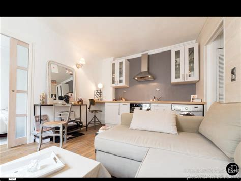 Amenagement Appartement 25 M2 by Appartement 25 M2 Ix D 233 Coration Parisienne C 244 T 233