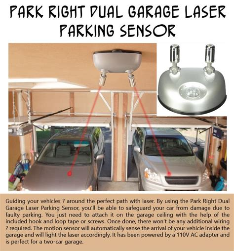 Garage Laser Park by Top 12 Car Accessories You Didn T You Wanted