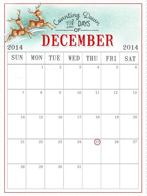 printable daily planner december 2014 2014 december daily calendar stitch in time