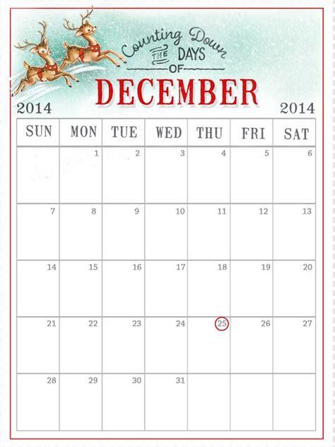 printable daily calendar december 2014 2014 december daily calendar stitch in time