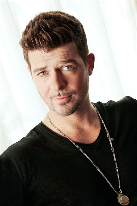 robin hecke robin thicke is