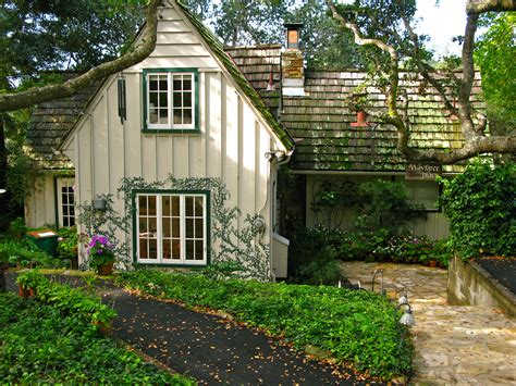 Carmel S Neighborhoods Once Upon A Time Tales From Sea Cottages