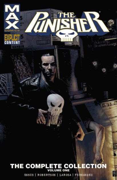 punisher max the complete 1302907395 punisher max complete collection vol 1 by garth ennis darick robertson lewis larosa leandro