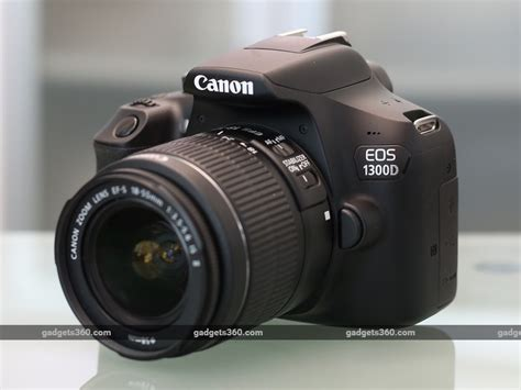 Canon Eos 1300d Only 1300d Bo canon eos 1300d review ndtv gadgets360