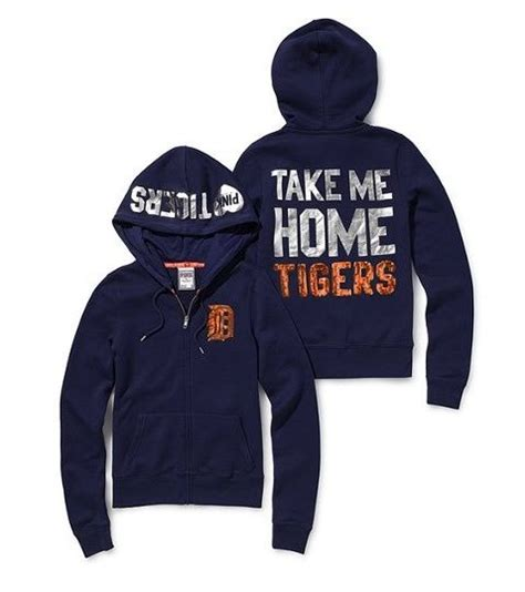 Hoodie Detroit 7 Jidnie Clothing 17 best images about detroit tigers on navy