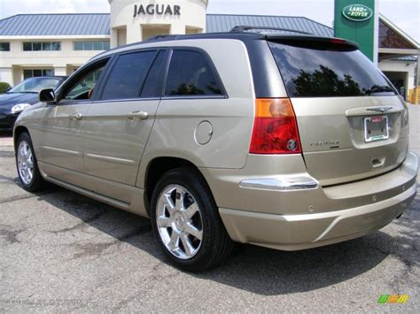 2005 Chrysler Pacifica Limited by 2005 Linen Gold Metallic Pearl Chrysler Pacifica Limited