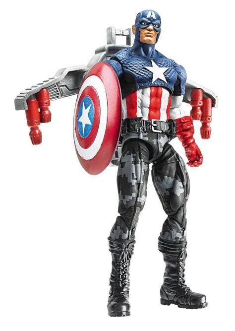 Daymart Toys Captain America Figure fair 2011 official images for captain america figures and play toys youbentmywookie