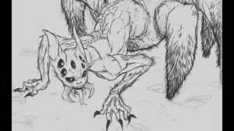 como desenhar um mang 225 sen kai desenhos monstros