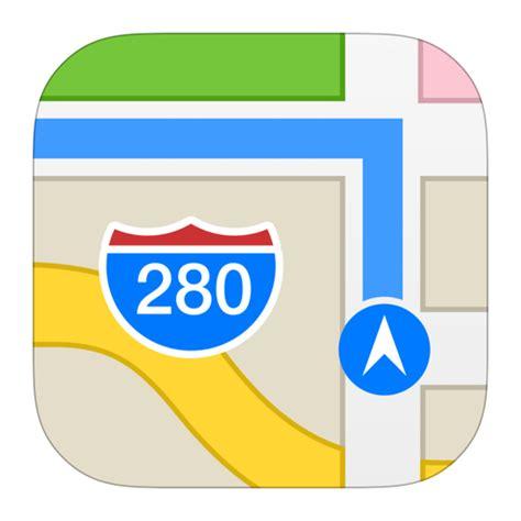 map app apple maps app ictevangelist