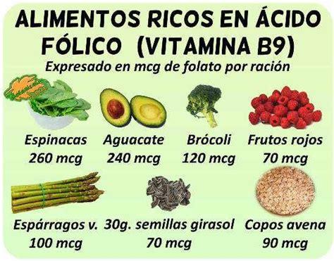 alimentos ricos en acido f lico m 225 s de 25 ideas incre 237 bles sobre 193 cido f 243 lico en pinterest