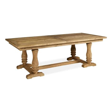 reclaimed wood tables boston boston large reclaimed wood refectory dining table www